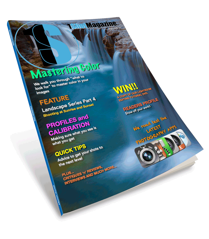 One Shot Magazine - Issue 11 - Your free online digital photography magazine