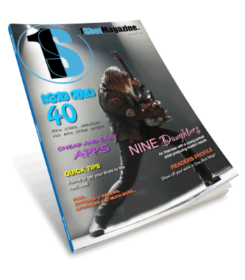 One Shot Magazine - Issue 15 - Your free online digital photography magazine